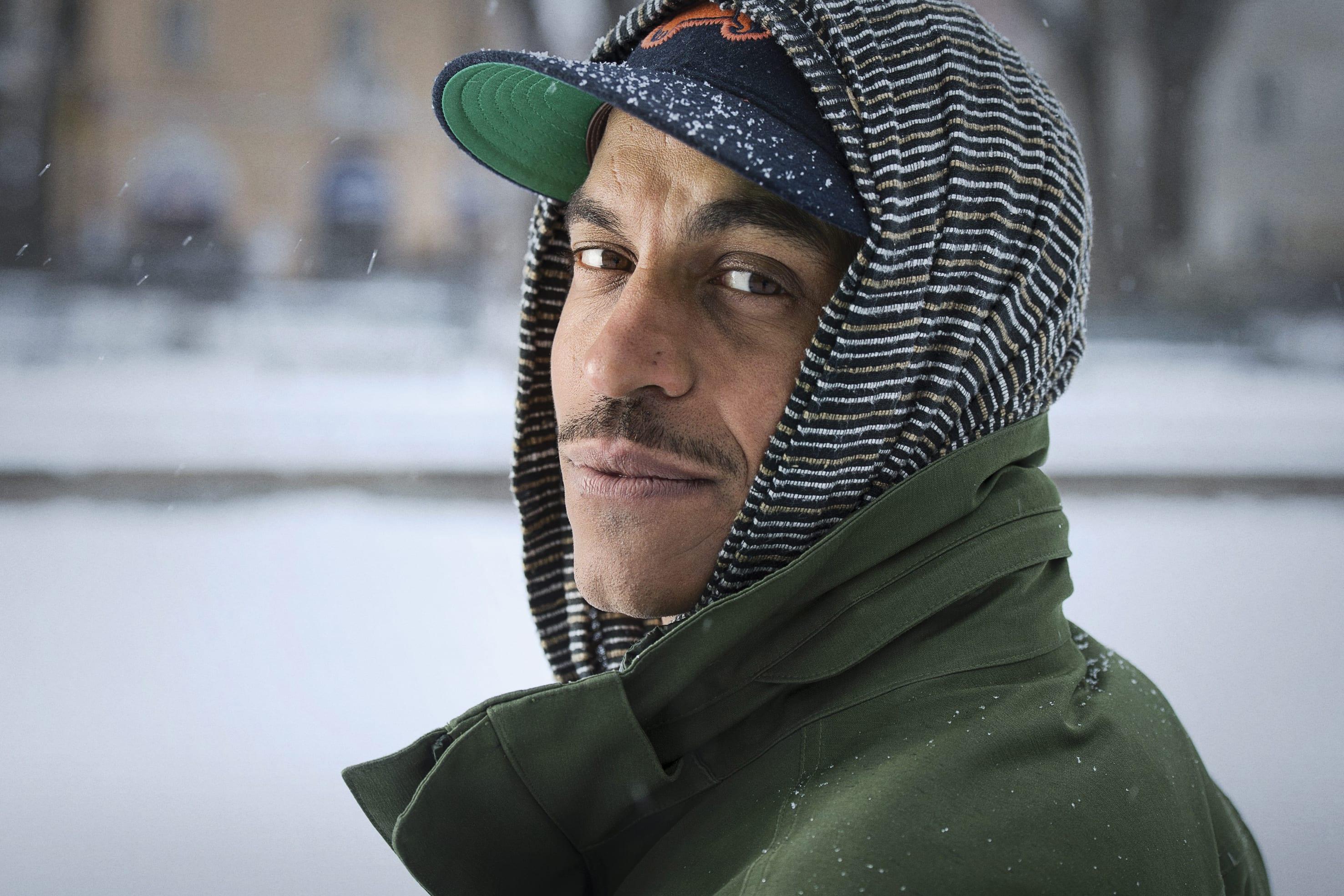 "Jason DiakitÈ ""Timbuktu"" ‰r aktuell med ny bok om sin egen familj. 2016-11-08 (c) JOHANSSON CHRISTIAN  / Aftonbladet / IBL Bildbyr * * * EXPRESSEN OUT * * *  AFTONBLADET / 85764"