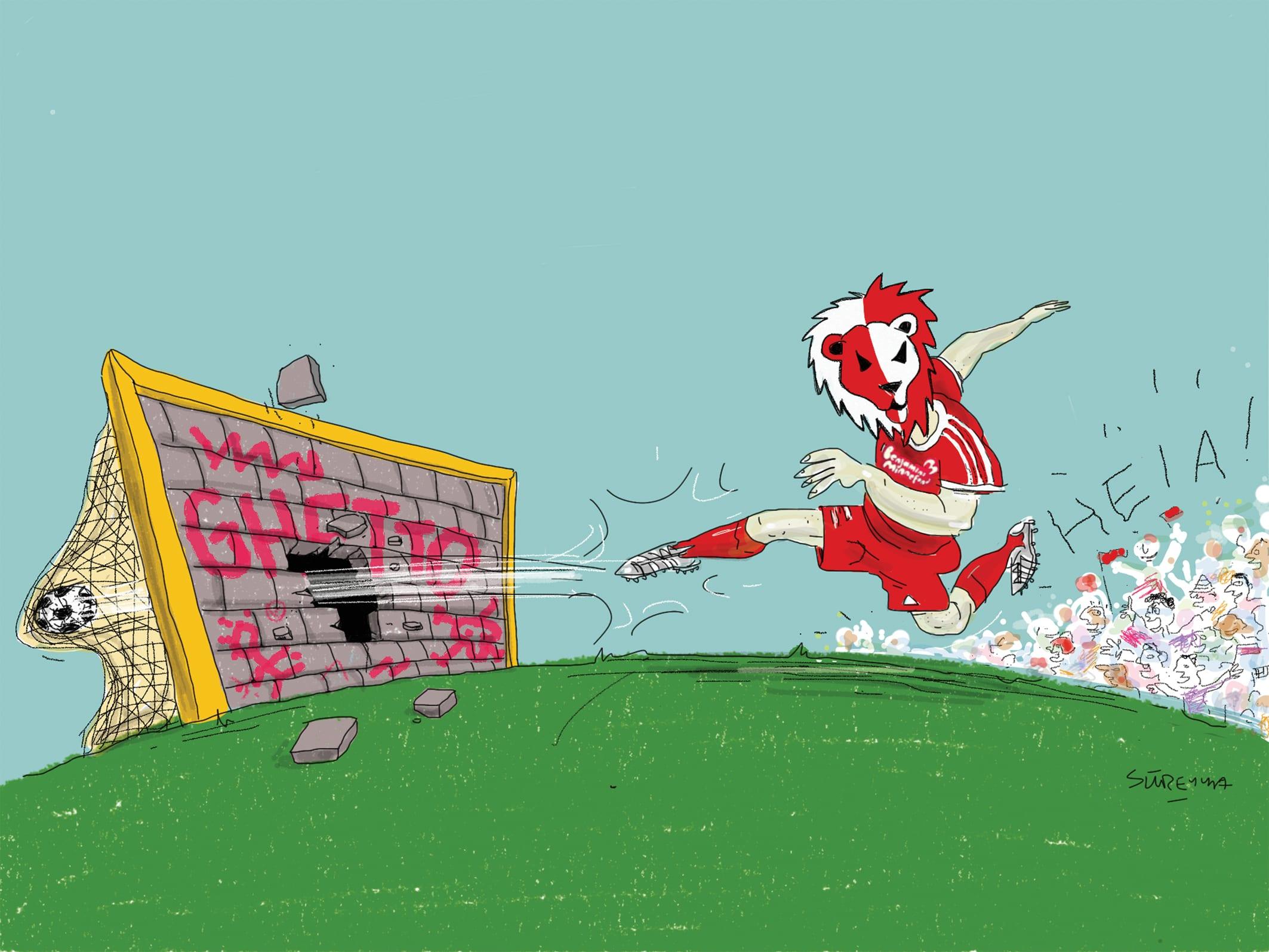 Røde løver
