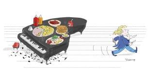 Vaffel og falafel2